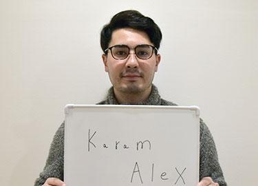 Karamさん