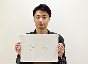 M.Hさん