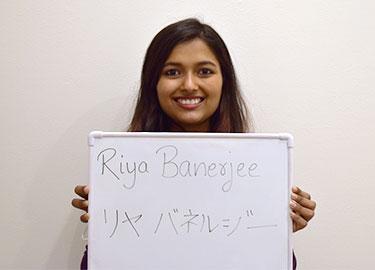 Riyaさん