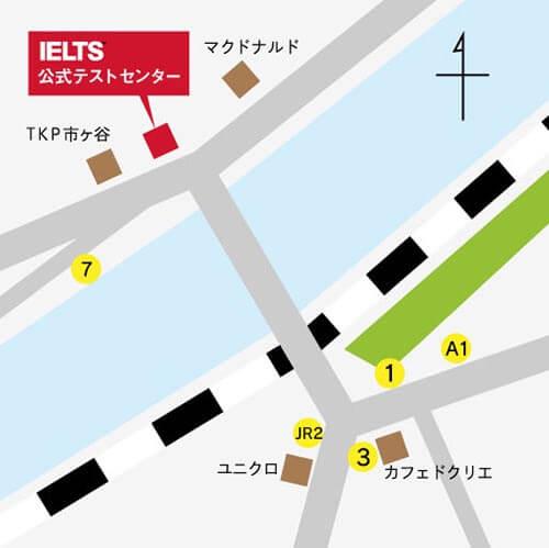 テストセンター地図