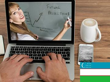 ウズベク語オンラインコース