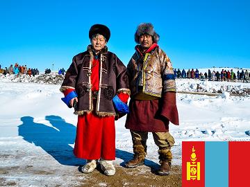 一般 モンゴル語 会話