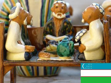 ウズベク語一般(会話+文法)コース