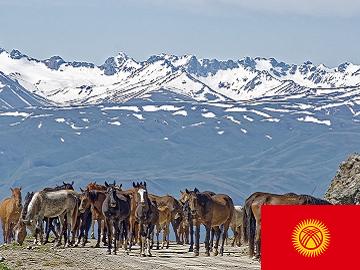 キルギス語 その他