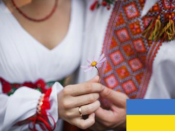 一般的 ウクライナ語 会話