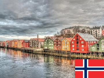 一般的 ノルウェー語 会話