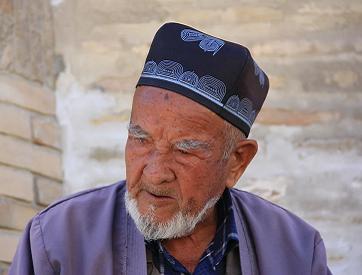 ウズベク語講師